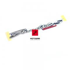 "Naklejka, emblemat ""BanditS 1250"" prawa Suzuki GSF 1250 [OEM: 6827118H00EFE]"