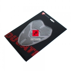 Tank Pad Carbon Ducati Monster 821 1200 [OEM: 97480051A]