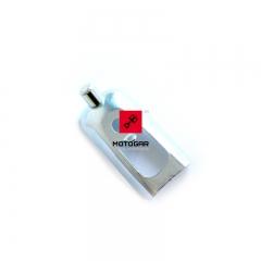 Podstawa blaszka podnóżków kierowcy Honda XL 700 Transalp 2008-2011 [OEM: 50636MFFD00]