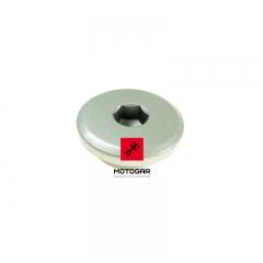 Nakrętka, zaślepka pokrywy magneta Suzuki DL 650 V-Strom 04-12 [OEM: 0925926011000]