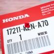 Filtr powietrza Honda CB 125 GLR 125 2015-2018 [OEM: 17211KPNA70]