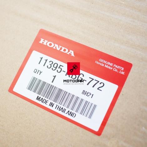 Uszczelka lewej pokrywy Honda CB 125 250 CA 125 CMX 250 [OEM: 11395KBG772]