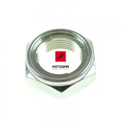 Nakrętka tylnego koła Honda CRF 450 250 CR 250 125 VTR 1000 CBR 900 CB 1300 [OEM: 90305KZ4J20]