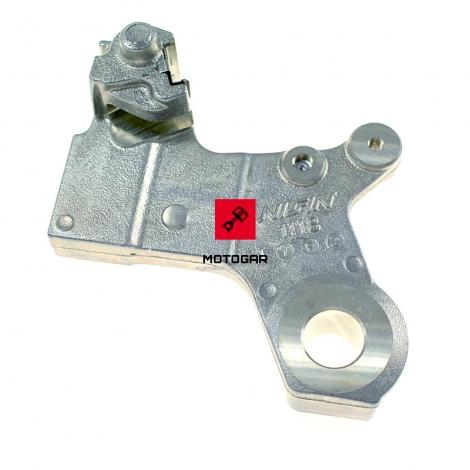 Uchwyt mocowanie tylnego zacisku hamulcowego Kawasaki KX 125 250 [OEM: 140791111]