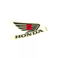 Naklejka na bak Honda CB 600 2007-2011 prawa [OEM: 87121MFGD00ZA]