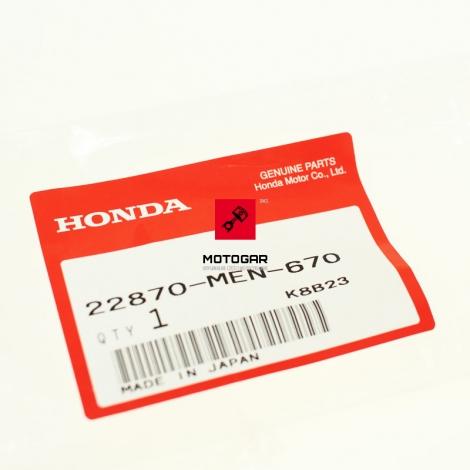 Linka sprzęgła Honda CRF 450R 2004 2005 [OEM: 22870MEN670]