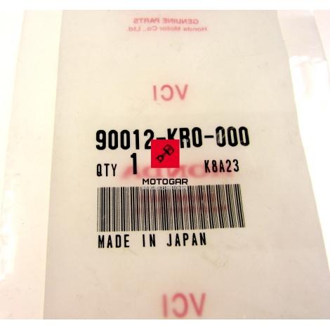 Śruba regulacji dźwigienki zaworowej Honda XR 250 400 ssącej [OEM: 90012KR0000]