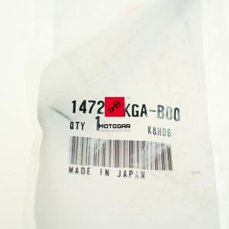 Zawór wydechowy Honda XR 125 2003-2006 CG 125 2004 2007 [OEM: 14721KGAB00]