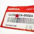 Plastik maskownica mocowania szyby Honda GL 1800 Gold Wing prawy [OEM: 64256MCA000ZA]